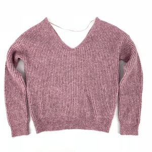 Angel Of North Knotted Back Sweater - NWT